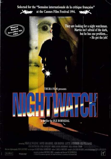 Nightwatch Movie Poster Print (27 x 40) - Item # MOVAB38094