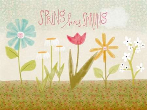 Spring Has Sprung Poster Print by Katie Doucette - Item # VARPDXKA1555