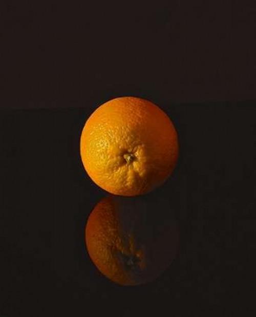 Orange Reflections Poster Print by Monika Burkhart - Item # VARPDXPSBHT265