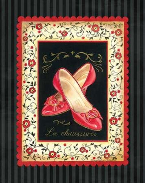 Dressed in Red III Poster Print by Gwendolyn Babbitt - Item # VARPDXBAB349