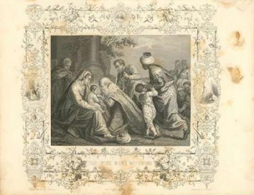 Faith Engraving VIII Poster Print by Gwendolyn Babbitt - Item # VARPDXBAB120