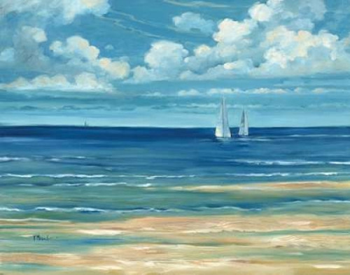 Summerset Sailboat Poster Print by Paul Brent - Item # VARPDXBNT951