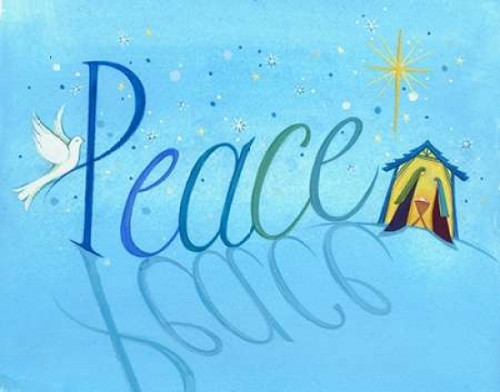 Peace Poster Print by P.S. Art Studios - Item # VARPDXPL1083