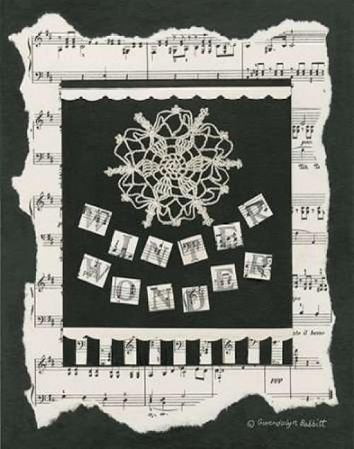 Winter Wonder Poster Print by Gwendolyn Babbitt - Item # VARPDXBAB324