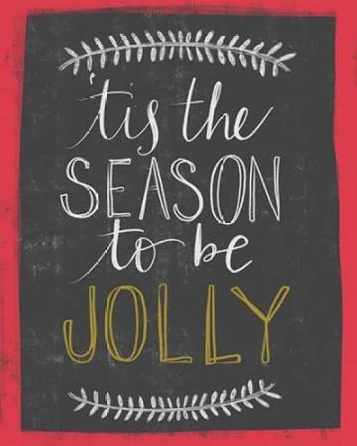 Jolly Season Poster Print by Katie Doucette - Item # VARPDXKA1622