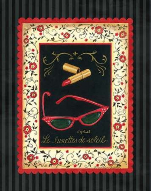 Dressed in Red IV Poster Print by Gwendolyn Babbitt - Item # VARPDXBAB350
