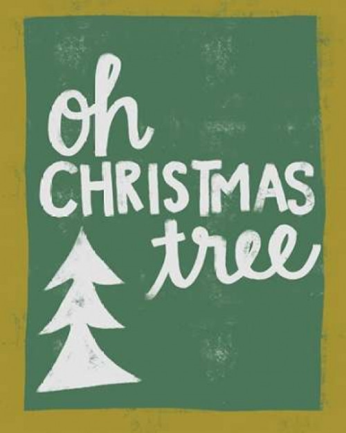 Christmas Tree II Poster Print by Katie Doucette - Item # VARPDXKA1619