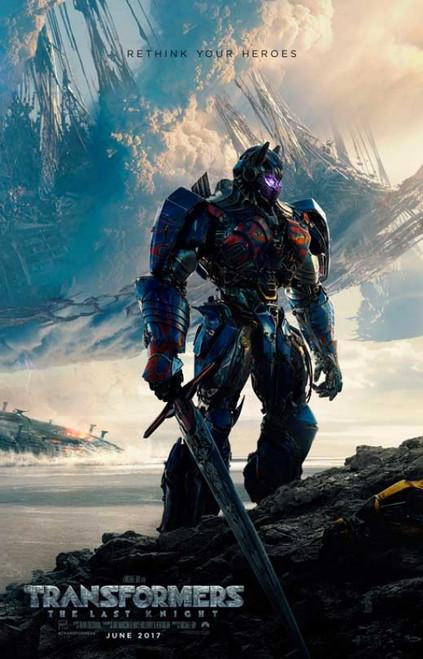 Transformers The Last Knight Movie Poster (11 x 17) - Item # MOVGB61455