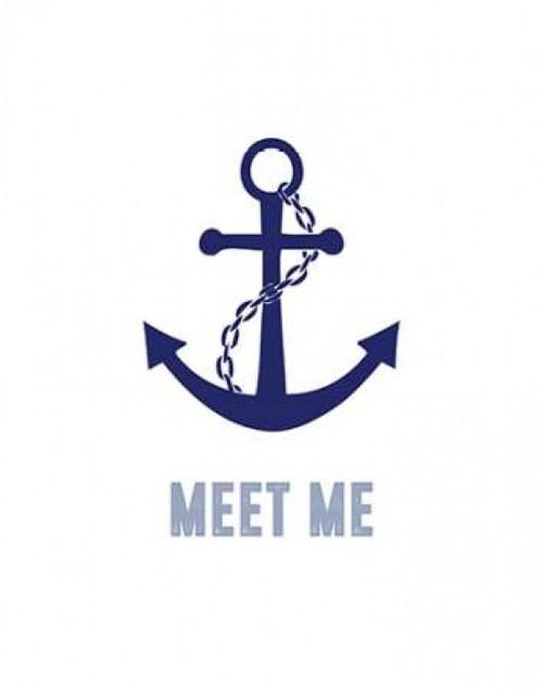 Meet Me By The Poster Print by CAD Designs - Item # VARPDX17567