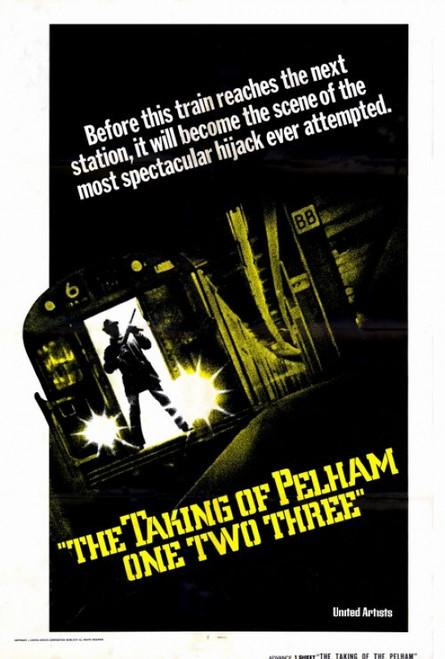 The Taking of Pelham One Two Three Movie Poster Print (27 x 40) - Item # MOVCF9282