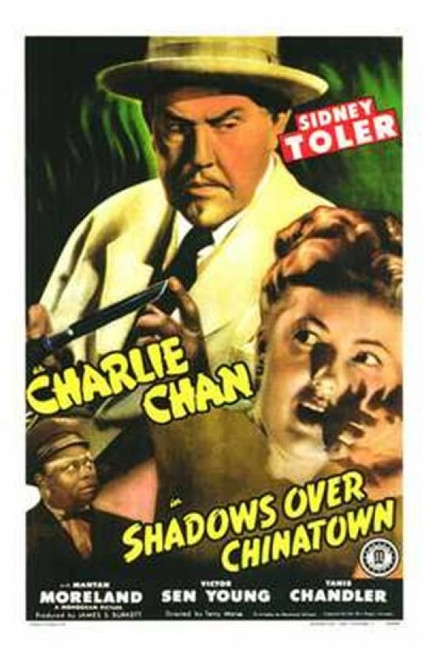 Shadows Over Chinatown Movie Poster (11 x 17) - Item # MOV143741