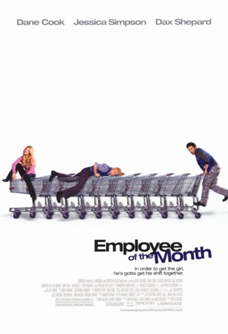 Employee of the Month Movie Poster (11 x 17) - Item # MOV388762