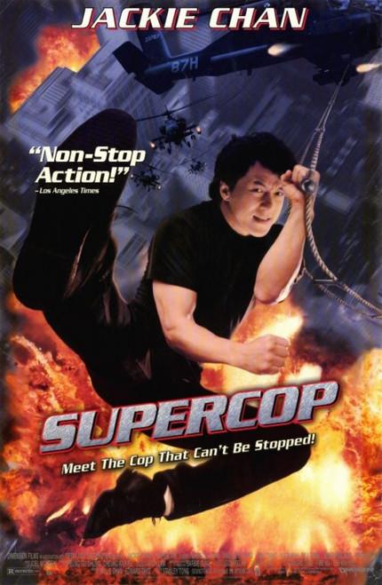 Supercop Movie Poster Print (27 x 40) - Item # MOVAF8618