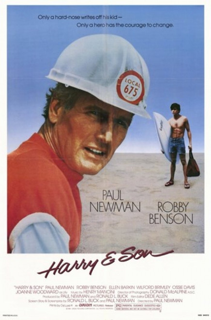 Harry and Son Movie Poster (11 x 17) - Item # MOV244224