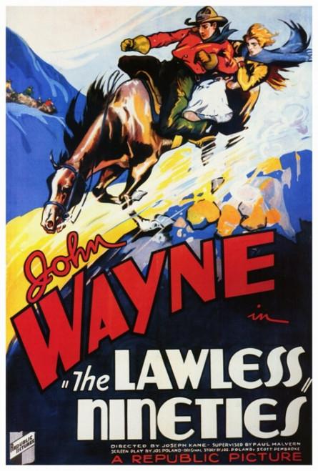 The Lawless Nineties Movie Poster Print (27 x 40) - Item # MOVGH8728