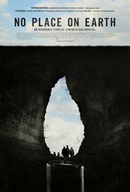 No Place on Earth Movie Poster Print (27 x 40) - Item # MOVGB90905