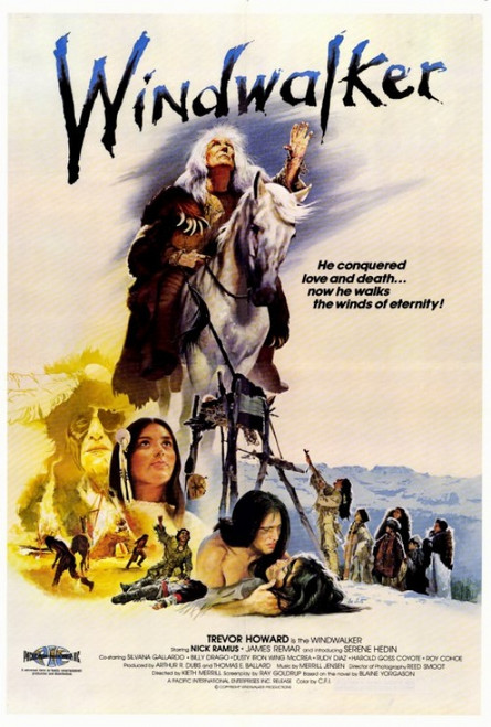 Windwalker Movie Poster Print (27 x 40) - Item # MOVCH8705