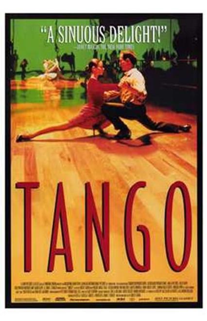 Tango, c.1998 Movie Poster (11 x 17) - Item # MOV200917