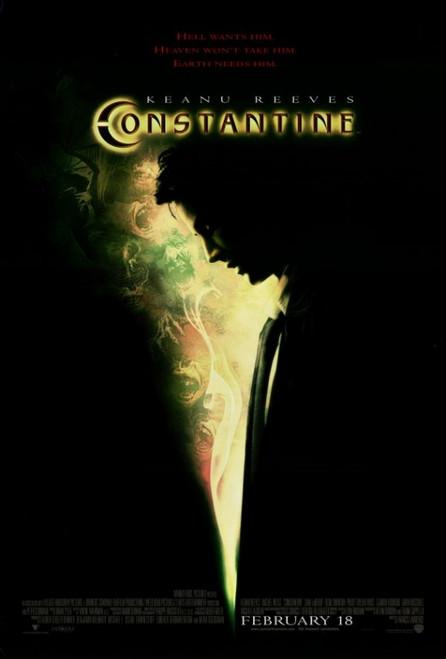 Constantine Movie Poster Print (27 x 40) - Item # MOVII0086