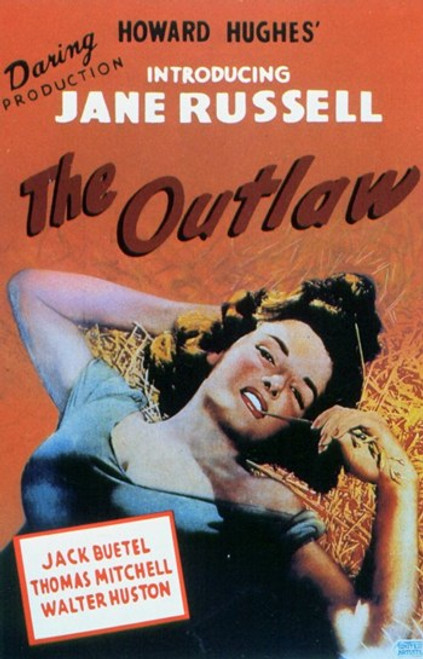 The Outlaw Movie Poster (11 x 17) - Item # MOV250872