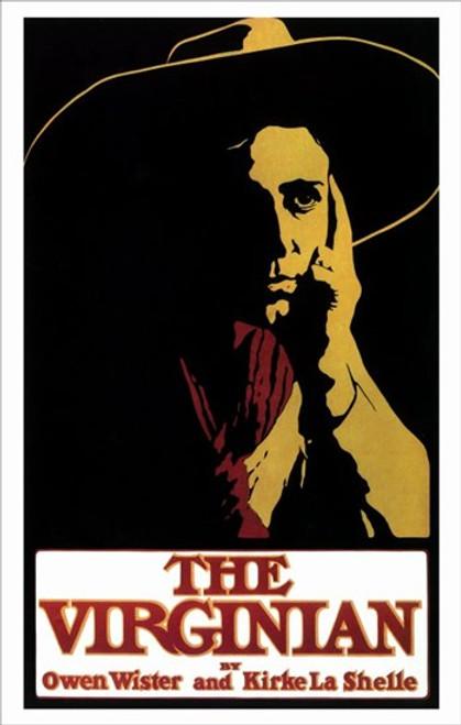 The (Broadway) Virginian Movie Poster (11 x 17) - Item # MOV407498