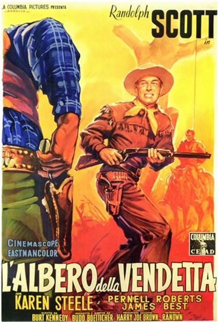 Ride Lonesome Movie Poster (11 x 17) - Item # MOV395455