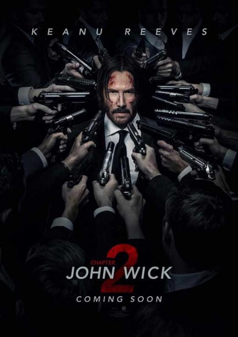John Wick Chapter 2 Movie Poster (27 x 40) - Item # MOVIB36355
