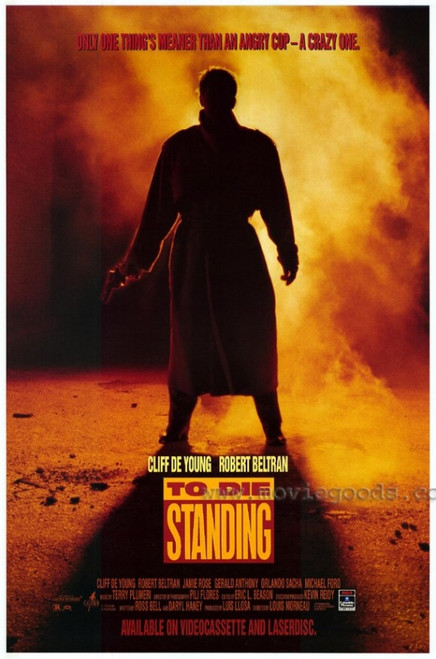 To Die Standing Movie Poster Print (27 x 40) - Item # MOVCH3651