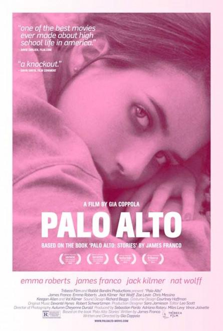 Palo Alto Movie Poster Print (27 x 40) - Item # MOVIB40045