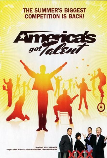 America's Got Talent Movie Poster (11 x 17) - Item # MOV401496