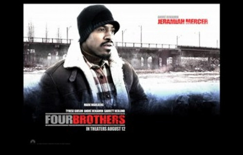 Four Brothers Movie Poster (17 x 11) - Item # MOV296737