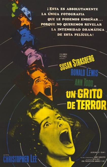 Scream of Fear Movie Poster (11 x 17) - Item # MOV227687