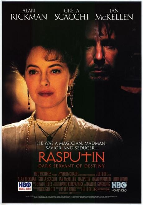 Rasputin: Dark Servant of Destiny Movie Poster Print (27 x 40) - Item # MOVIF0427