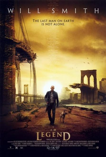 I Am Legend Movie Poster (11 x 17) - Item # MOV403921
