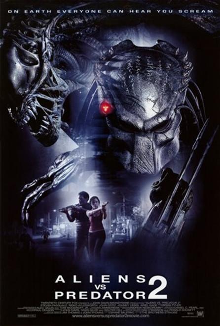 Aliens Vs. Predator Requiem Movie Poster (11 x 17) - Item # MOV405487