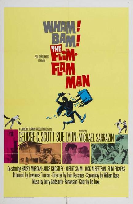 The Flim-Flam Man Movie Poster Print (27 x 40) - Item # MOVGB64273