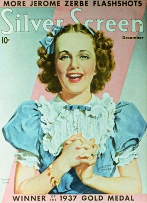 Deanna Durbin Movie Poster (11 x 17) - Item # MOV246296