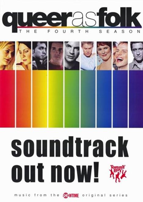Queer As Folk Movie Poster (11 x 17) - Item # MOV273828
