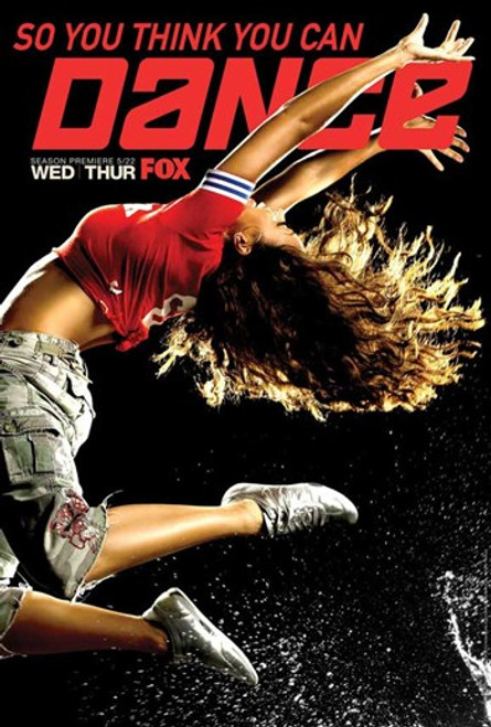 So You Think You Can Dance (TV) Movie Poster (11 x 17) - Item # MOV540242