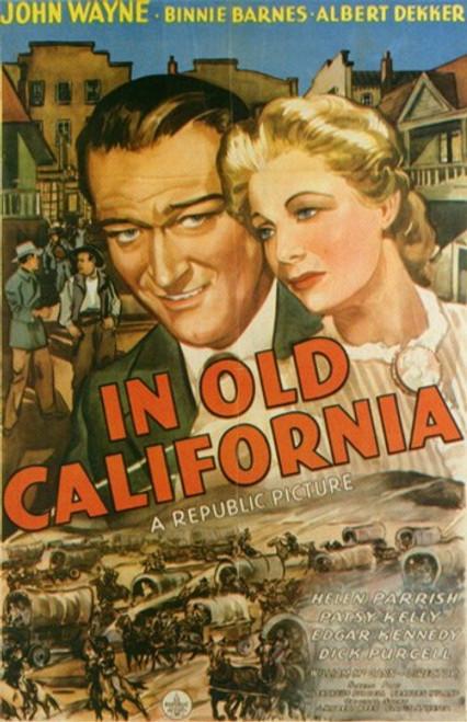 in Old California Movie Poster (11 x 17) - Item # MOV258409