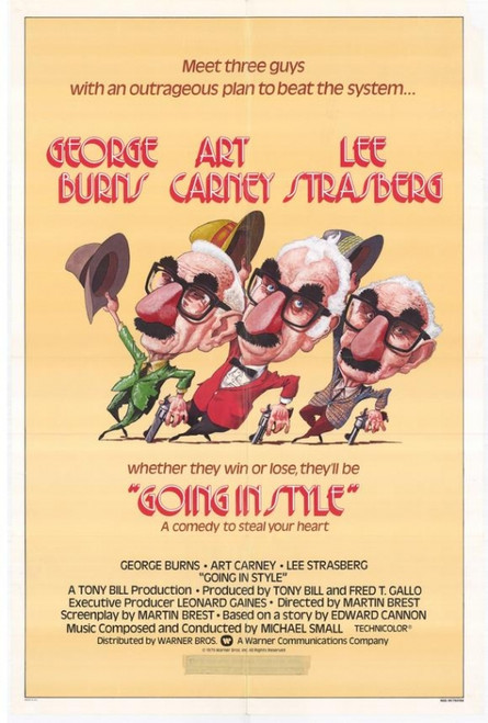 Going in Style Movie Poster Print (27 x 40) - Item # MOVGH5691