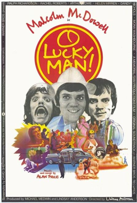 O Lucky Man Movie Poster (11 x 17) - Item # MOV227970