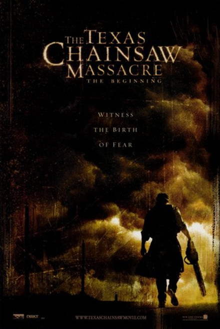 The Texas Chainsaw Massacre The Beginning Movie Poster (11 x 17) - Item # MOV371800