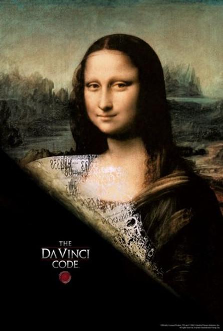 The Da Vinci Code Movie Poster (11 x 17) - Item # MOV340500