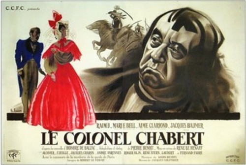 Colonel Chabert Movie Poster (17 x 11) - Item # MOV242415