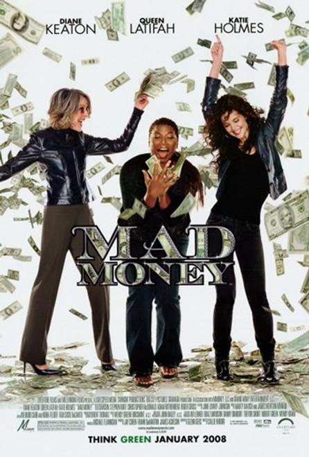 Mad Money Movie Poster (11 x 17) - Item # MOV405541