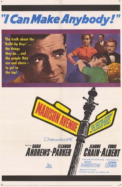 Madison Avenue Movie Poster (11 x 17) - Item # MOV254125