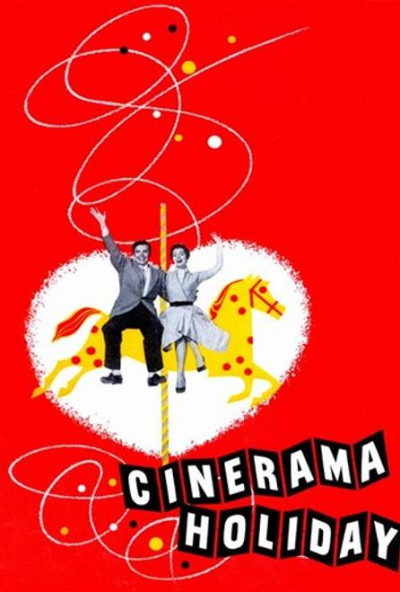 Cinerama Holiday Movie Poster (11 x 17) - Item # MOV395488