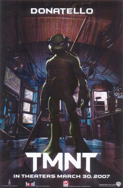 Teenage Mutant Ninja Turtles Movie Poster (11 x 17) - Item # MOV376261