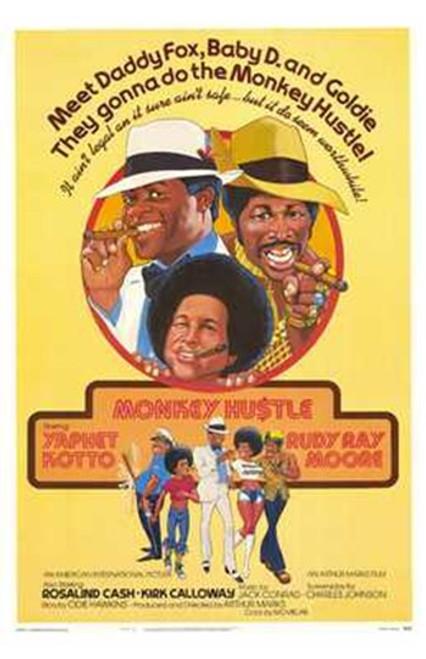 Monkey Hustle Movie Poster (11 x 17) - Item # MOV193420
